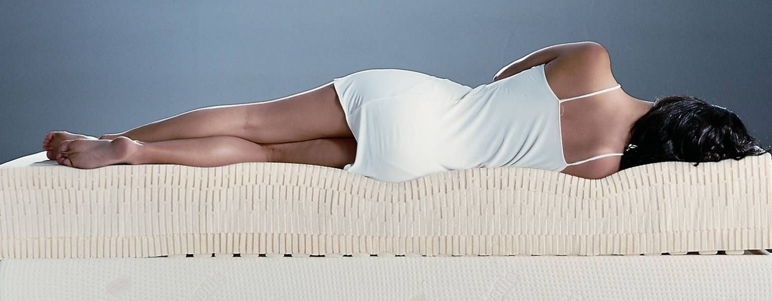 Comfortably resting on a Mattress from SC41 Furniture and Mattress in Santa Cruz